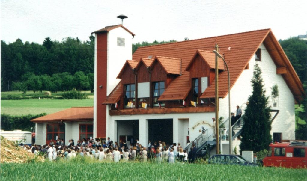 1996EinweihungFWHaus2080